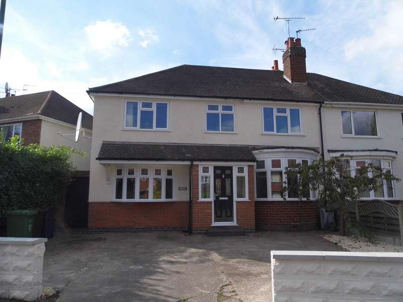 4 Bedrooms Semi Detached House for sale in Shalford Road, Olton