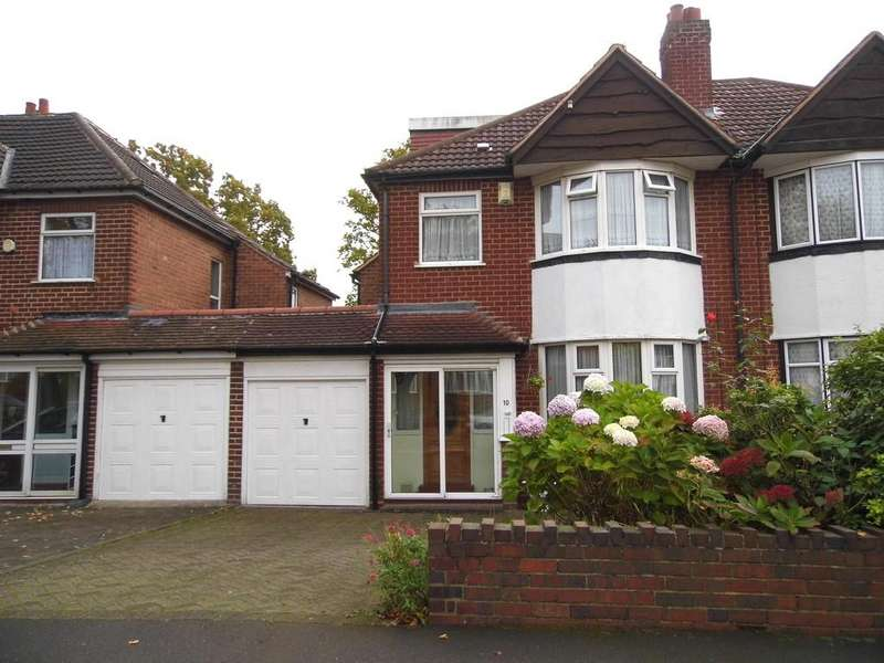 4 Bedrooms Semi Detached House for sale in Blythsford Road, Hall Green