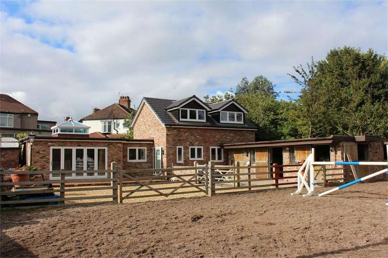 2 Bedrooms Equestrian Facility Character Property for sale in Marford Road, Liverpool, Merseyside, L12