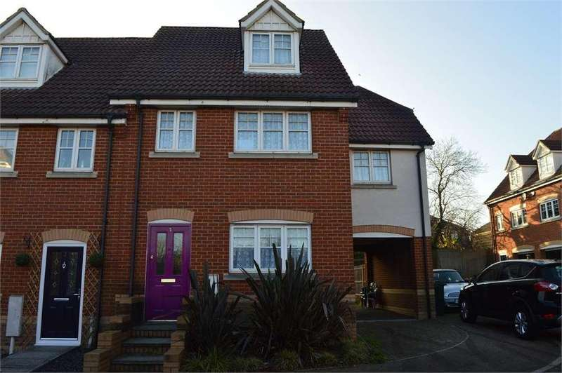 3 Bedrooms House for sale in Reservoir Close,Greenhithe,Kent