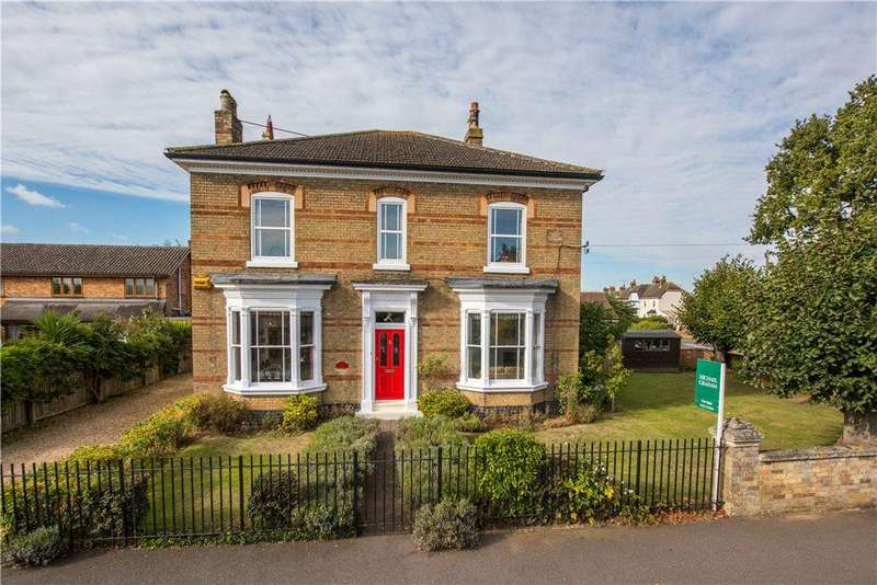 4 Bedrooms Unique Property for sale in Station Road, Blunham, Bedford, Bedfordshire