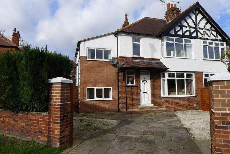 4 Bedrooms Semi Detached House for sale in Ashleigh Avenue, Wakefield