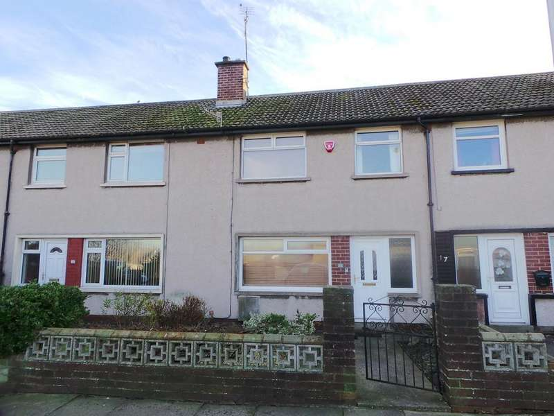 3 Bedrooms Terraced House for sale in Foxfield Road, Walney
