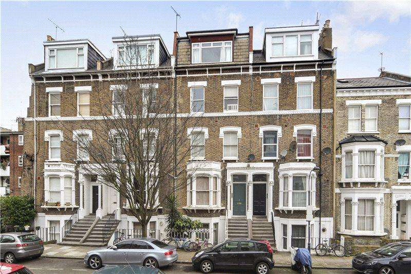 2 Bedrooms Flat for sale in Gratton Road, Brook Green, London, W14