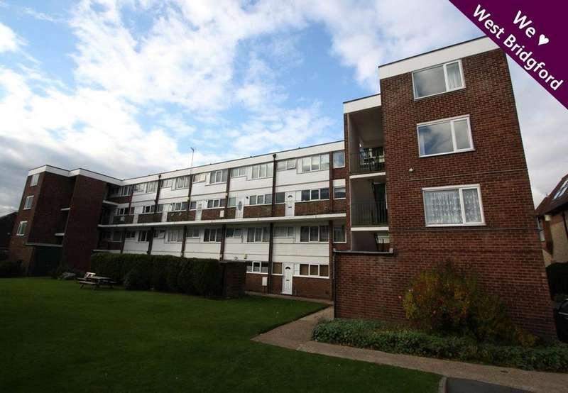 1 Bedroom Flat for sale in The Poplars, West Bridgford, Nottingham, NG2