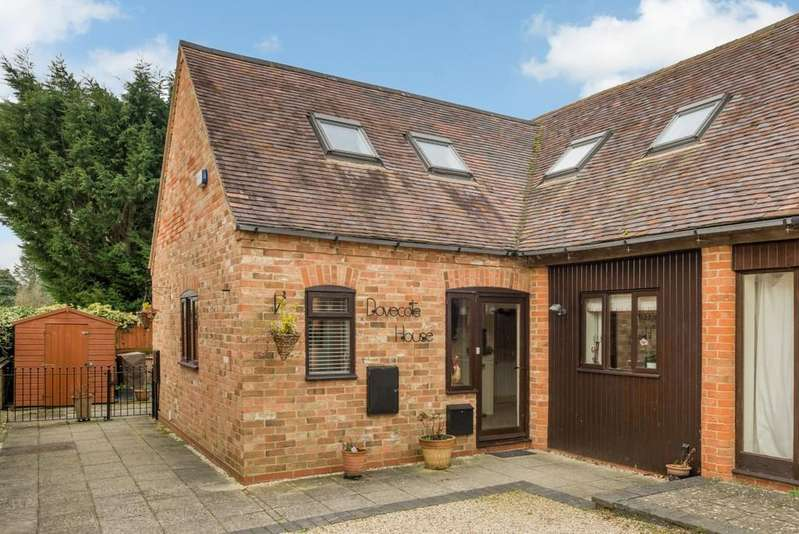 4 Bedrooms Barn Conversion Character Property for sale in Alderminster, Stratford-Upon-Avon