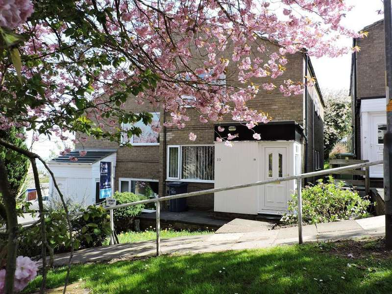 2 Bedrooms Ground Flat for sale in Deans Close, Whickham, Whickham, Tyne and Wear, NE16 4DA