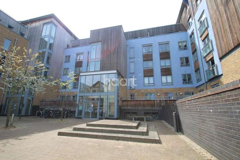 2 Bedrooms Flat for sale in Quayside Drive