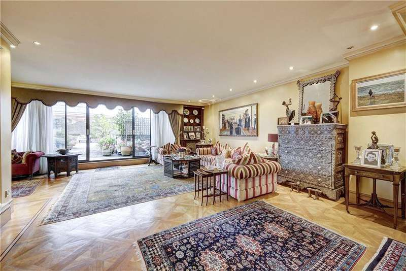 4 Bedrooms Penthouse Flat for sale in Queen's Gate, South Kensington, London, SW7