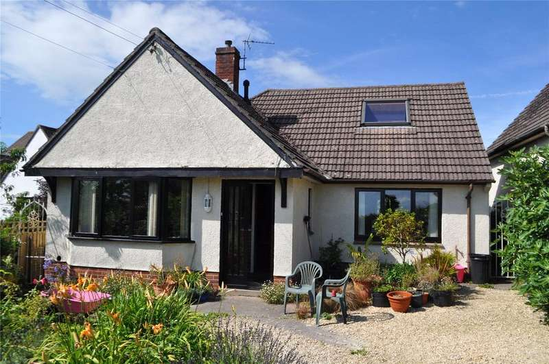 2 Bedrooms Bungalow for sale in Glencot Road, Wookey Hole, Wells, Somerset, BA5