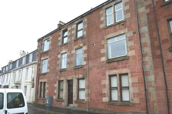 1 Bedroom Flat for sale in 1/R, 18 Boyd Street, Largs, KA30 8LD