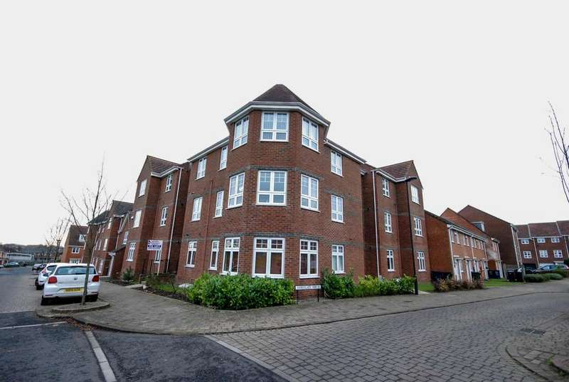 2 Bedrooms Apartment Flat for sale in Ashover Road, Kenton