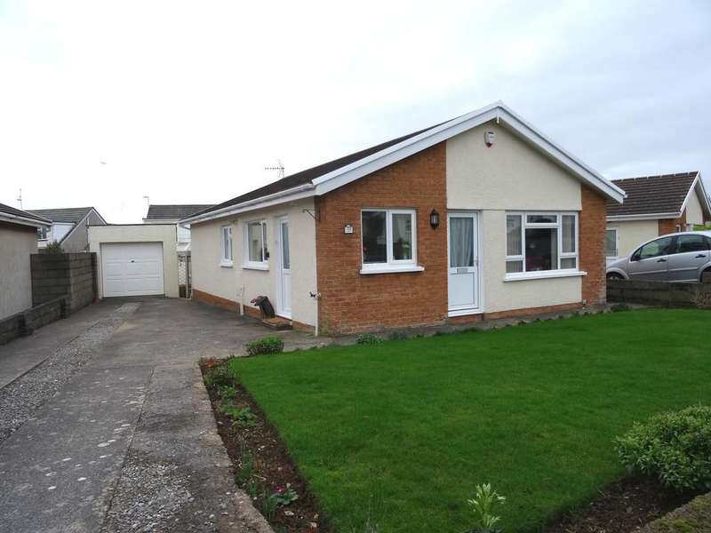3 Bedrooms Detached Bungalow for sale in ANGLESEY WAY, NOTTAGE, PORTHCAWL, CF36 3QP