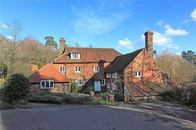 6 Bedrooms Equestrian Facility Character Property for sale in Cotchford Lane, Hartfield, East Sussex, TN7