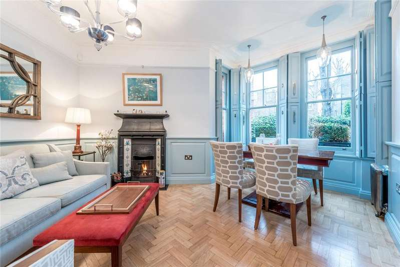 3 Bedrooms Flat for sale in York House, 14 Highbury Crescent, Highbury, London, N5