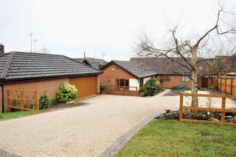 4 Bedrooms Detached Bungalow for sale in Icknield Street Redditch