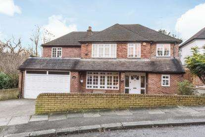 4 Bedrooms Detached House for sale in Reddings Close, Mill Hill, London