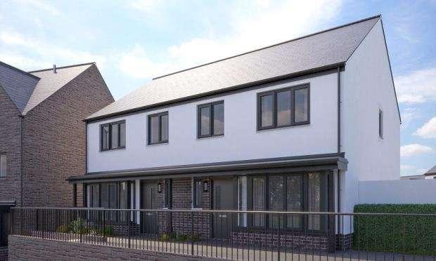 3 Bedrooms Semi Detached House for sale in C28 Allington, Paignton, Devon