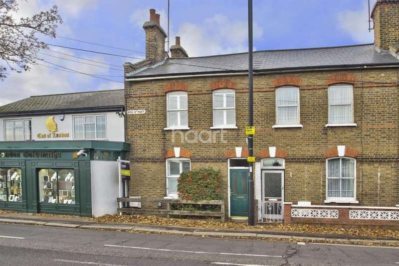 2 Bedrooms Cottage House for sale in High Street, Southgate, N14