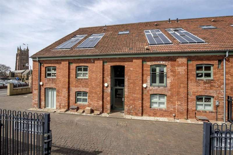 3 Bedrooms Apartment Flat for sale in Canon Street, Taunton