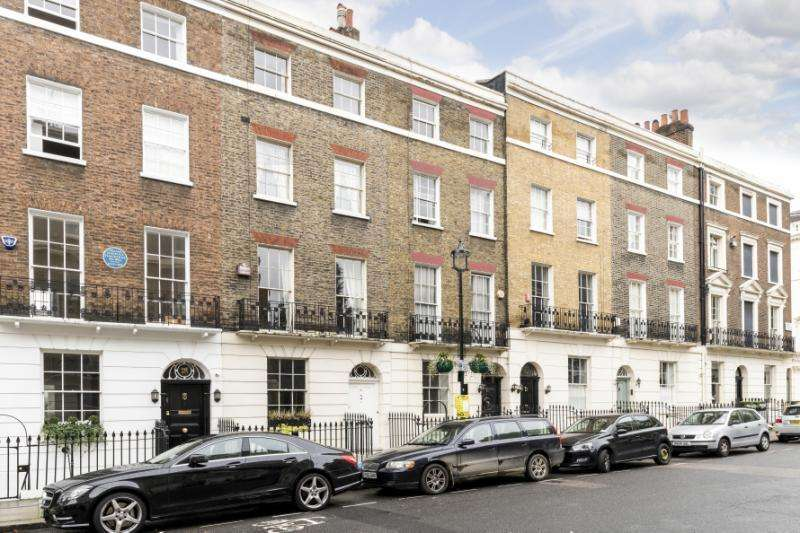 5 Bedrooms Terraced House for sale in Albion Street, London, W2
