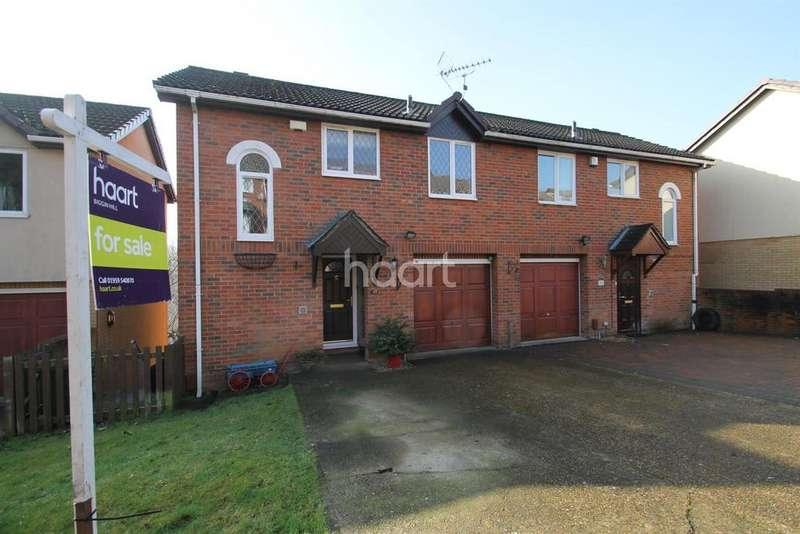 5 Bedrooms Semi Detached House for sale in Steeple Heights Drive, Biggin Hill