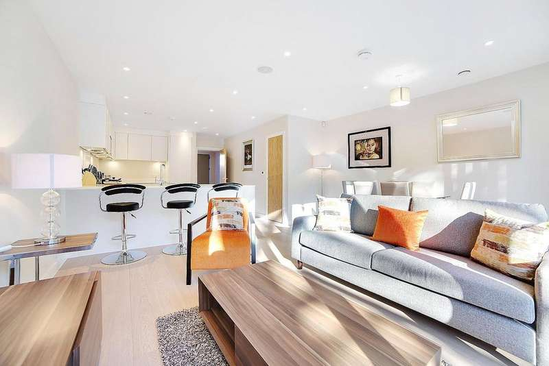 4 Bedrooms End Of Terrace House for sale in Vision Mews, 182 Landells Road, London, SE22