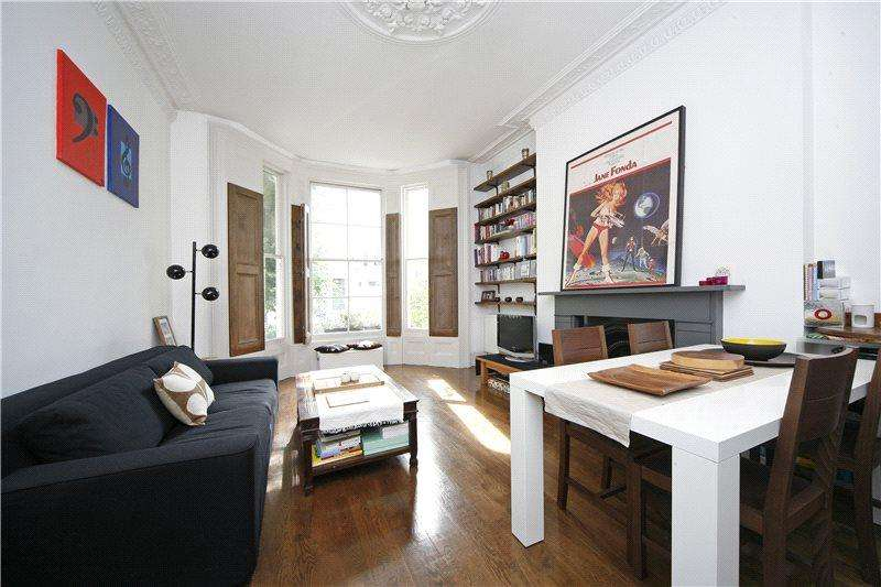 1 Bedroom Flat for sale in St. Lukes Road, London, W11