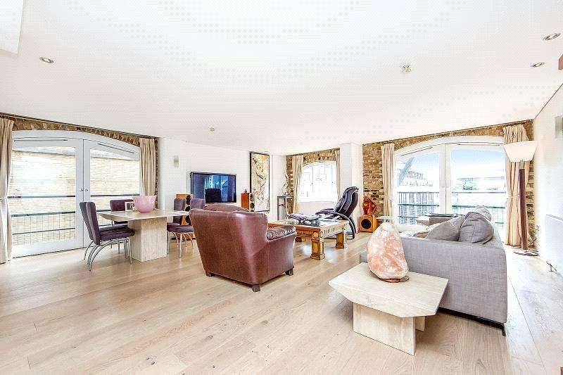 2 Bedrooms Apartment Flat for sale in Butlers Wharf Building, 36 Shad Thames, London, SE1