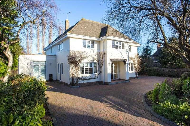 7 Bedrooms Detached House for sale in Greenhills Road, Charlton Kings, Cheltenham, Gloucestershire, GL53