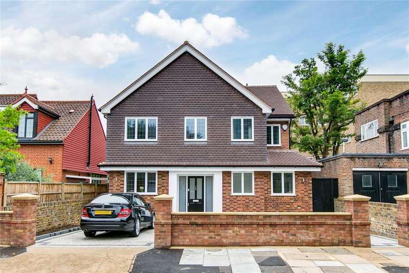 6 Bedrooms Detached House for sale in Hatherley Road, Kew, Richmond, Surrey