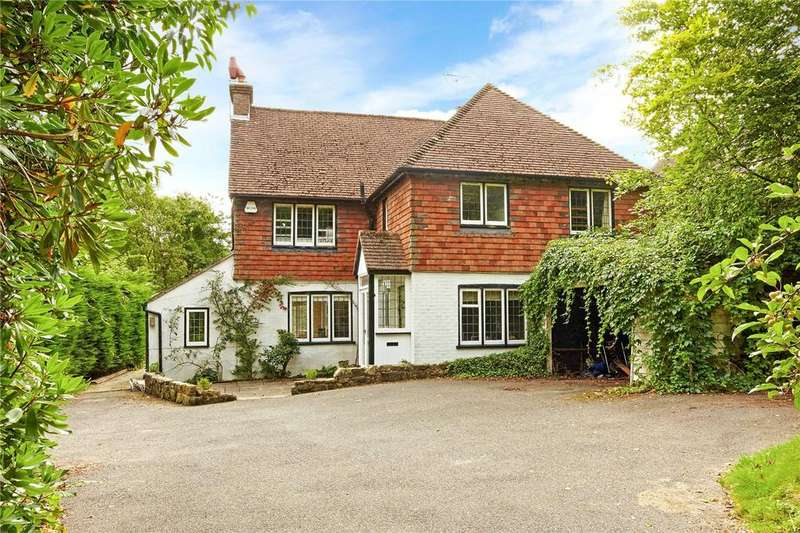 5 Bedrooms Detached House for sale in Coggins Mill Lane, Mayfield, East Sussex, TN20