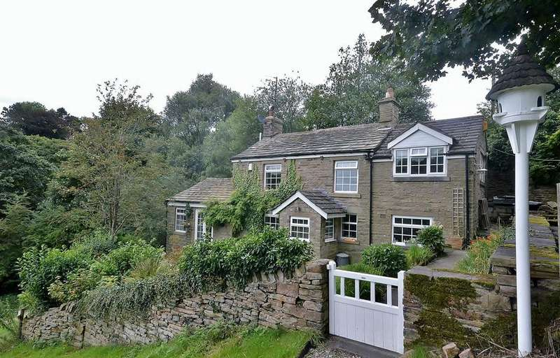 3 Bedrooms Detached House for sale in Mill Brow, Marple Bridge, Cheshire