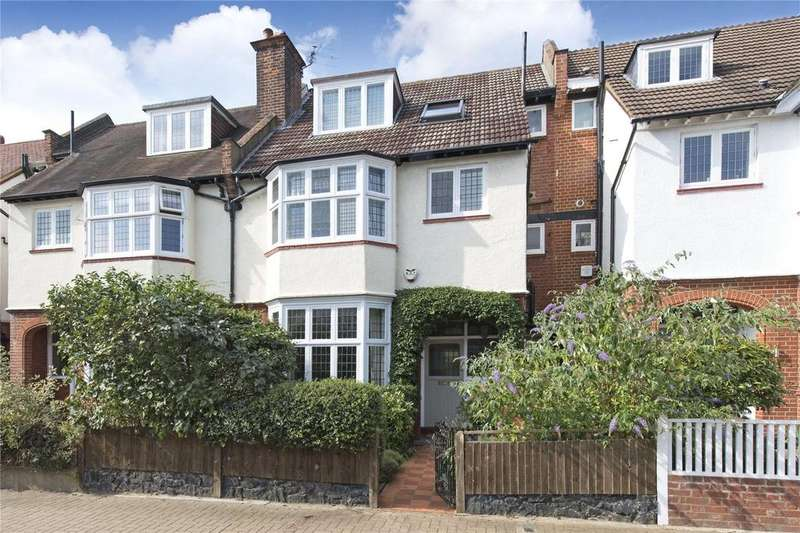 5 Bedrooms Terraced House for sale in Loxley Road, Wandsworth, London, SW18