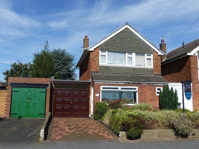 3 Bedrooms Link Detached House for sale in Hospital Road,Burntwood,
