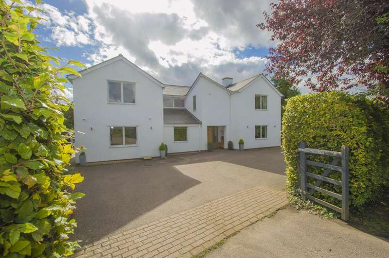 6 Bedrooms Detached House for sale in Winterbrook Lane, Wallingford, OX10