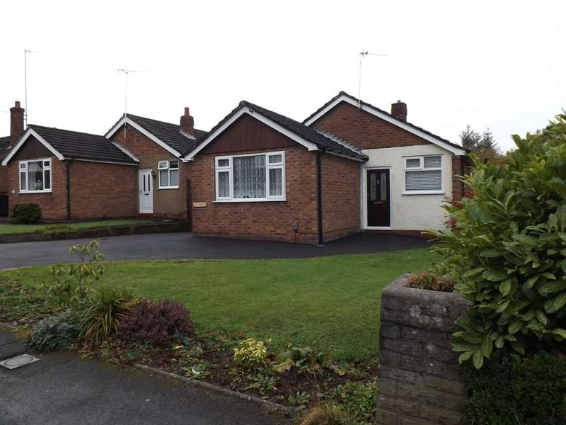 2 Bedrooms Detached Bungalow for sale in Westbury Drive, Macclesfield, SK11
