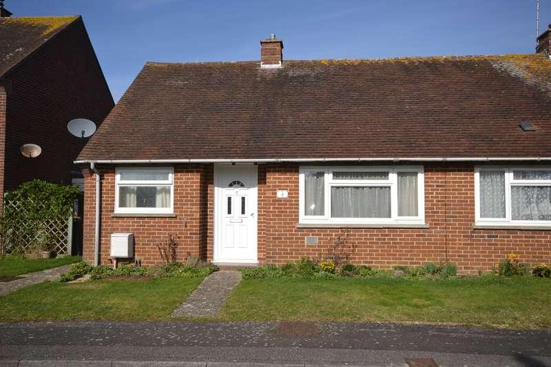 1 Bedroom Bungalow for sale in Cambria Close, Bosham, PO18