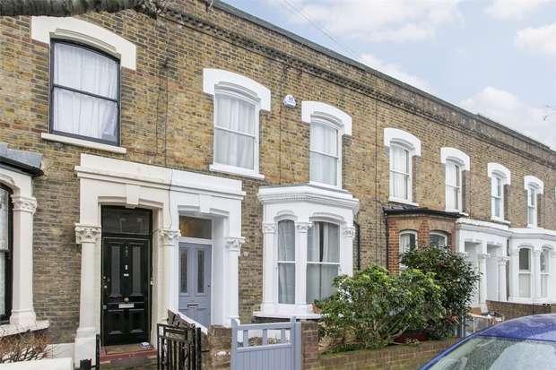 3 Bedrooms Terraced House for sale in Corbyn Street, Stroud Green, N4