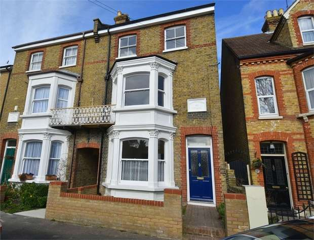 5 Bedrooms Semi Detached House for sale in Edith Road, Ramsgate, Kent