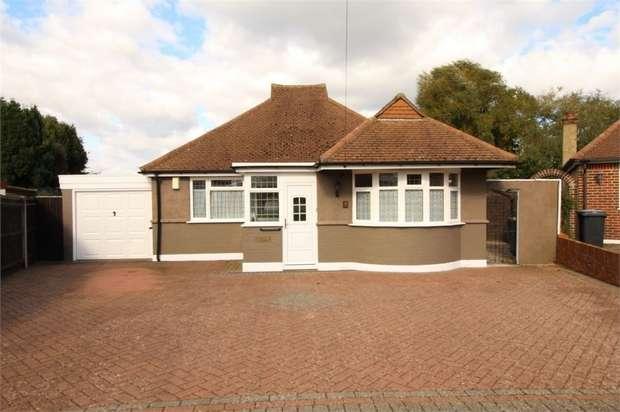 2 Bedrooms Detached Bungalow for sale in Princes Close, South Croydon, Surrey