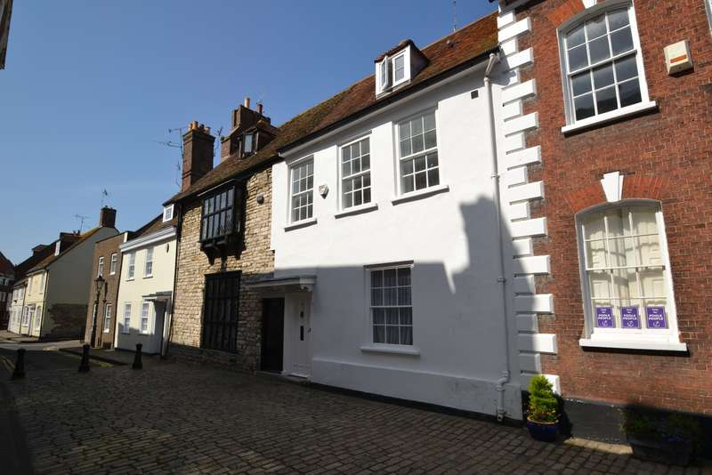4 Bedrooms Terraced House for sale in Old Town/Quay