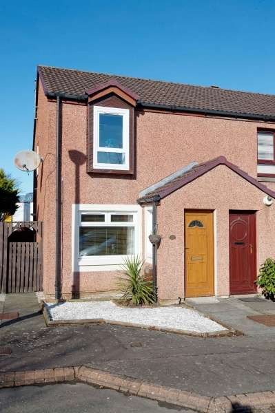 2 Bedrooms End Of Terrace House for sale in Upper Craigour Way, Little France, Edinburgh, EH17 7SG