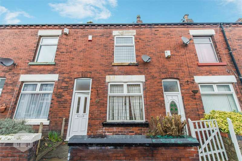 2 Bedrooms Terraced House for sale in Sunlight Road, Heaton, Bolton, Lancashire