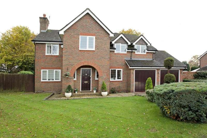 5 Bedrooms Detached House for sale in Westmorland Close, Bowdon