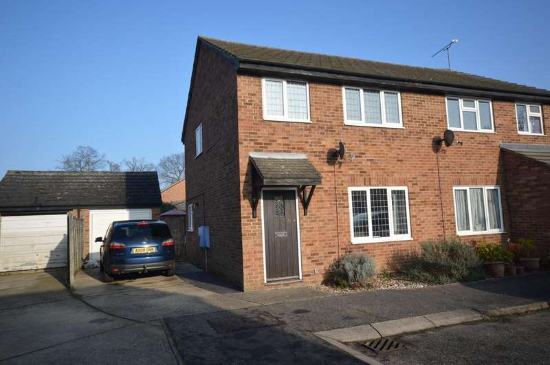 2 Bedrooms House for sale in 2 bedroom Semi Detached House in Black Notley