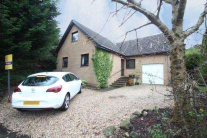 4 Bedrooms Bungalow for sale in Meadowburn Avenue, Newton Mearns