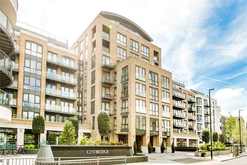 2 Bedrooms Flat for sale in Kew Bridge Road, Brentford, Middlesex