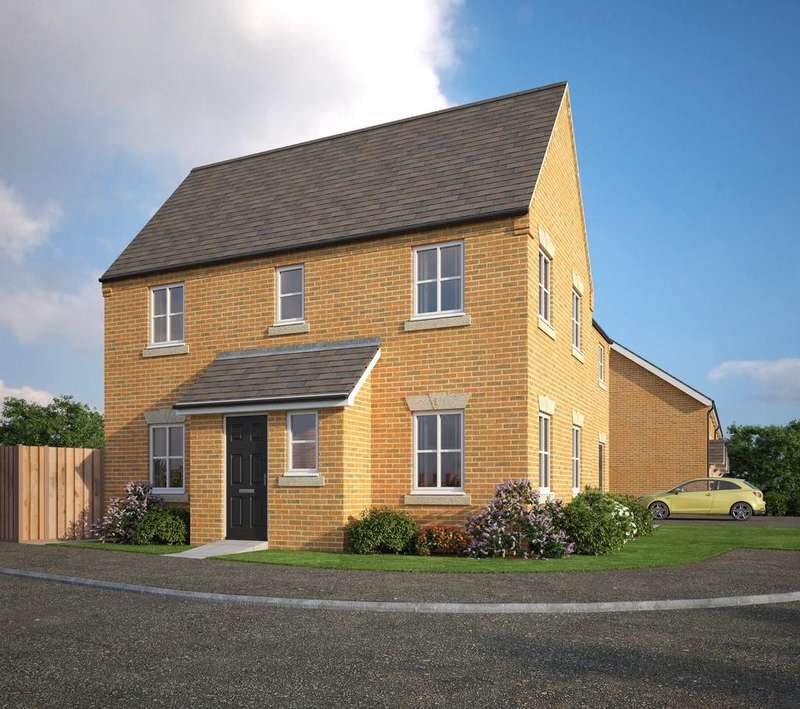 3 Bedrooms Semi Detached House for sale in Warmingham Lane, Middlewich