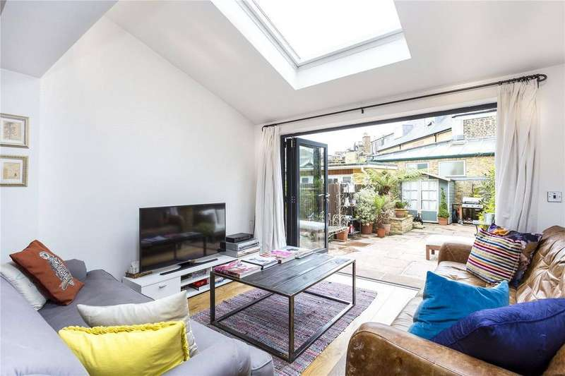 3 Bedrooms Terraced House for sale in Acton Lane, Chiswick, London, W4